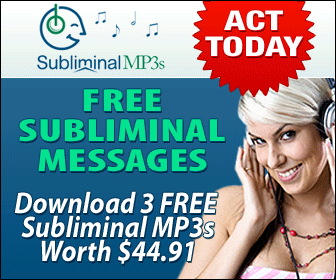 Try Subliminal Audio For Free!
