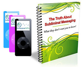Ebook Cover: Truth About Subliminal Messages