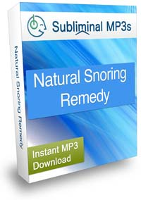 Natural Snoring Remedy