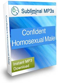 Confident Homosexual Male