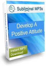 Develop A Positive Attitude