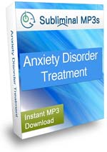 Anxiety Disorder Treatment Subliminal