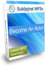 Become An Actor Subliminal