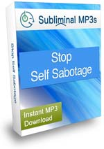 Stop Self Sabotage Subliminal