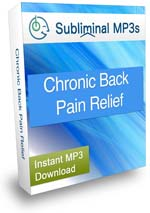 Chronic Back Pain Relief Subliminal
