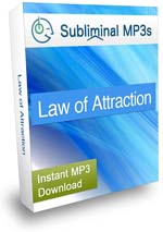 Law of Attraction Subliminal Mp3