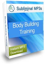 Body Building Training Subliminal