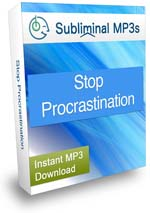 Stop Procrastination Subliminal