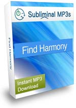 Find Harmony Subliminal